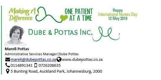 Dube and Pottas Signature